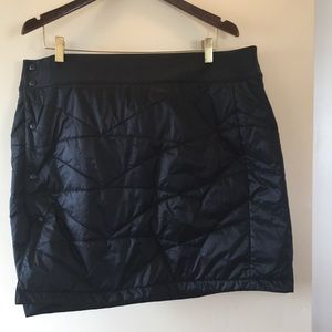 L.L. Bean Snow Path Insulated Fitness Skirt
